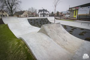 Skatepark Techramps