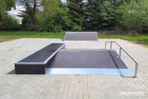 Skatepark Techramps