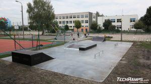 Skatepark Techramps Grudziądz
