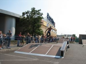 skatepark techramps mobile