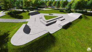 skatepark turnov czechy