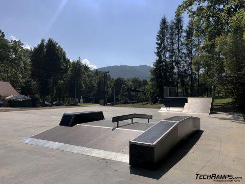 Skatepark Ustroń