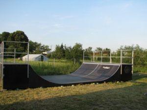 Skatepark w Aleksandrowie Kujawskim 2