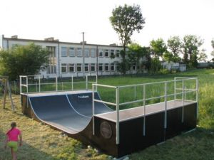 Skatepark w Aleksandrowie Kujawskim 5