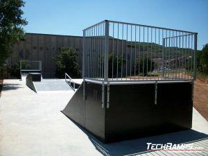 Skatepark w Balsareny - 4