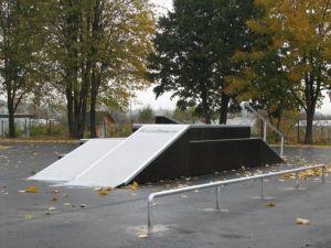 Skatepark w Białogardzie - 1