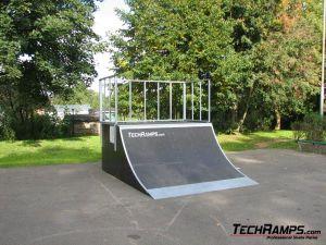Skatepark w Białogardzie - 11
