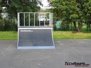 Skatepark w Białogardzie - 12