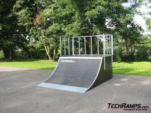 Skatepark w Białogardzie - 13