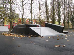 Skatepark w Białogardzie - 6