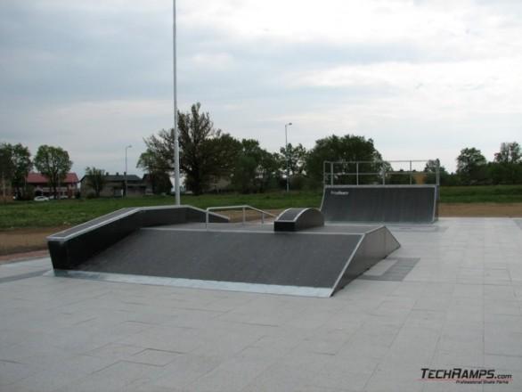Skatepark w Bieruniu