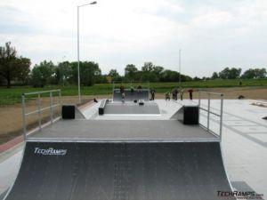 Skatepark w Bieruniu 1
