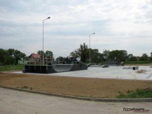 Skatepark w Bieruniu 2
