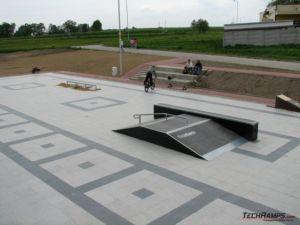 Skatepark w Bieruniu - 3