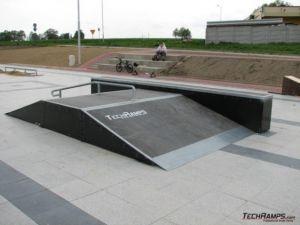 Skatepark w Bieruniu - 4