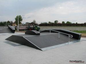 Skatepark w Bieruniu - 5