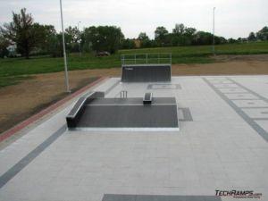 Skatepark w Bieruniu - 8