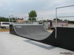 Skatepark w Bieruniu - 9