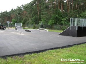 Skatepark w Blachowni - 2