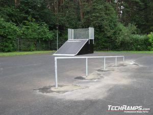 Skatepark w Blachowni - 4