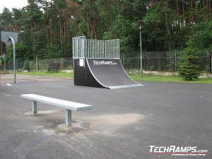 Skatepark w Blachowni - 7