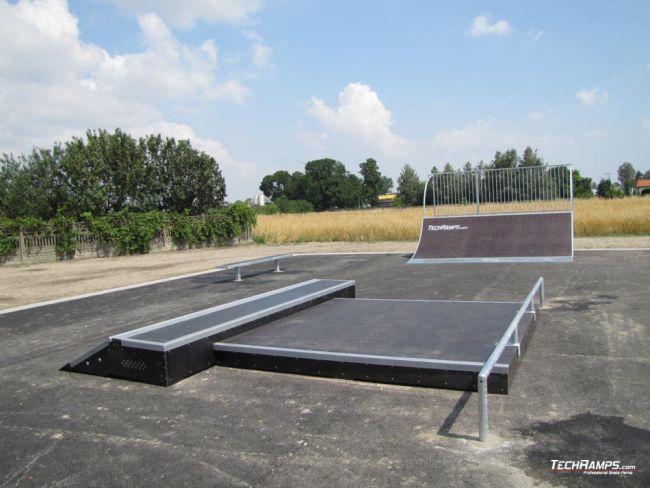 Skatepark w Błaszkach