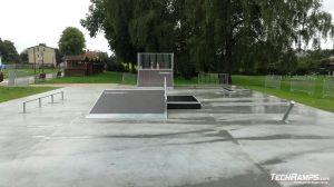 Skatepark w Bobolicach