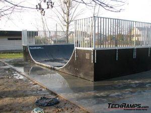 Skatepark w Brzeszczach - 5