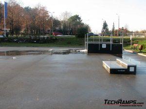 Skatepark w Bukownie - 4