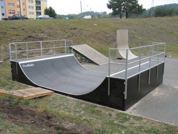 Skatepark w Bydgoszczy