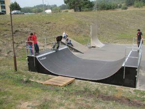 Skatepark w Bydgoszczy 10