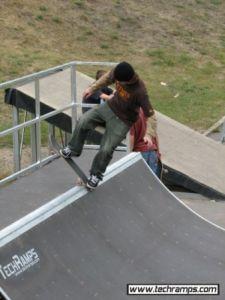 Skatepark w Bydgoszczy 13