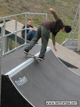 Skatepark w Bydgoszczy 14