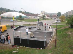 Skatepark w Bydgoszczy 20