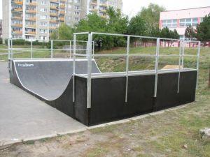 Skatepark w Bydgoszczy 3