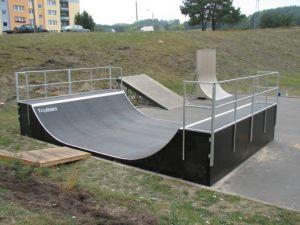 Skatepark w Bydgoszczy 5
