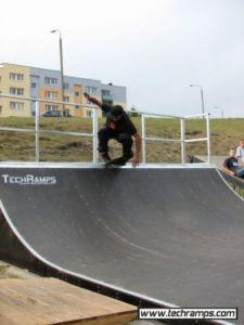 Skatepark w Bydgoszczy 6