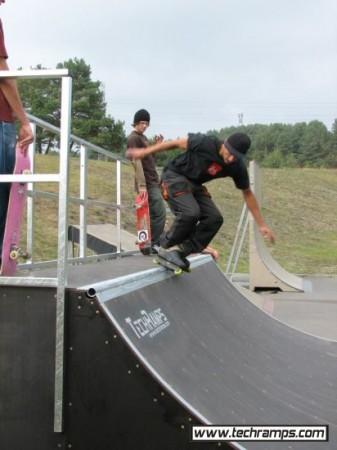 Skatepark w Bydgoszczy 7