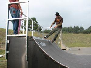 Skatepark w Bydgoszczy 8