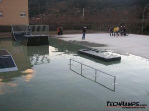 Skatepark w Campdevanol - 11