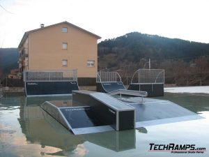 Skatepark w Campdevanol - 7
