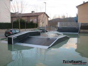 Skatepark w Campdevanol - 9