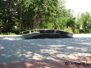 Skatepark w Celestynowie - 2