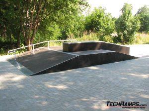 Skatepark w Celestynowie - 3