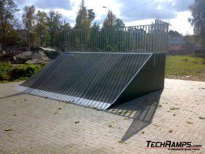 Skatepark w Celestynowie - II etap - 1