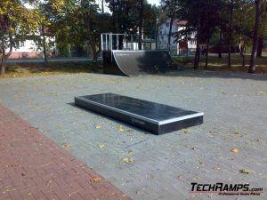 Skatepark w Celestynowie - II etap - 3