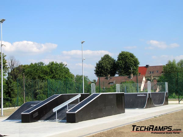 Skatepark w Chałupkach
