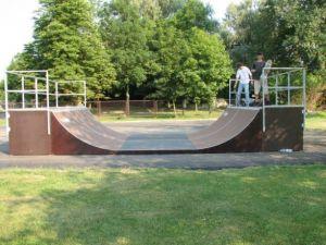 Skatepark w Ciechanowie 1