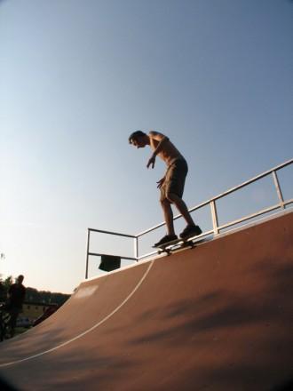 Skatepark w Ciechanowie 10