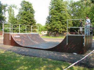 Skatepark w Ciechanowie 2